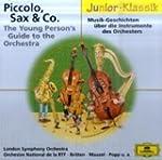 Piccolo, Sax & Co: Musik-Geschichten...