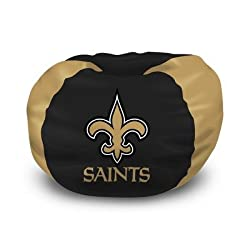 Northwest New Orleans Saints Bean Bag Chair - New Orleans Saints One Size