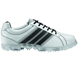 adidas Men's Adicross Tour Golf Shoe,White,10.5 M US