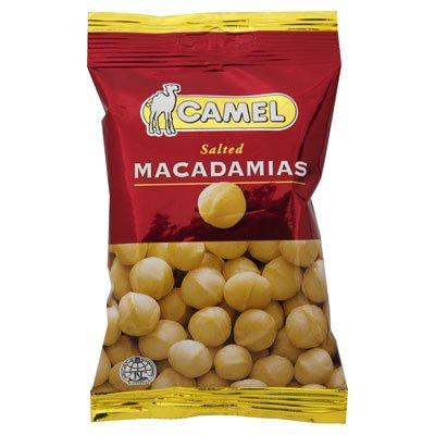 Thai Food & Snaks Camel Macadamia 40G./(1 Pcs.)From Thailand