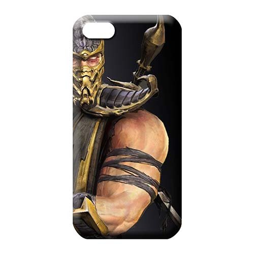 Phone back Shells Proof New Arrival Wonderful New Mortal Kombat iPhone 5c (Mortal Kombat Cartoons)