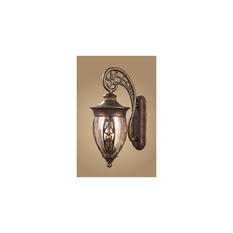 Elk Lighting Essex Way Cast Aluminum Medium Outdoor Wall Light