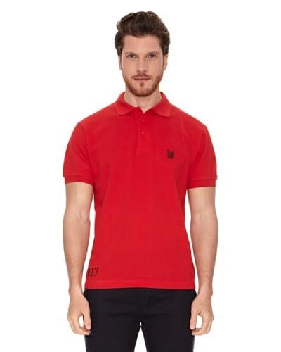 Polo Club Polo Custom Fit [Rosso]
