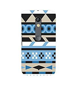 GoTrendy Back Cover for Moto X play