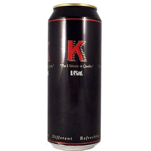K Premium Apple Cider (24 x 500ml)