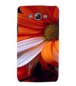 PrintVisa Flower Design 3D Hard Polycarbonate Designer Back Case Cover for Samsung Galaxy J7