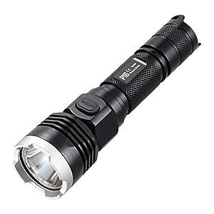 NITECORE Taschenlampe Precision P16 CREE XM-L2 Led, 113174