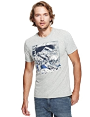 North Coast Printed T-Shirt