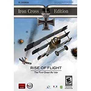 777 Studios 001Risflice Riseof Flight Iron Cross Game Edition by Peerless