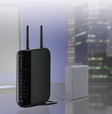Belkin Wireless N Router (Black)