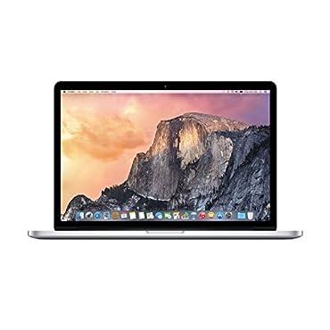 Apple MacBook Pro MF841LL/A 13.3 Laptop (Intel Core i5 512GB 8 GB DDR3 SDRAM, Mac OS X) Silver (Certified Refurbished)