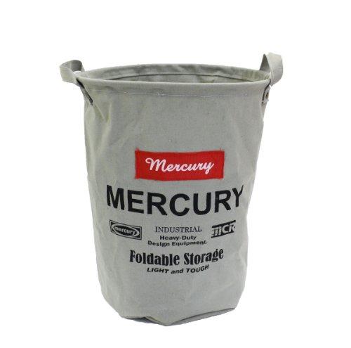 【MERCURY】Canvas Bucket M GRAY C209GY