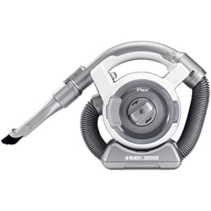 Black & Decker FHV1200 Flex Vac Cordless Ultra-Compact Vacuum Cleaner by Black & Decker