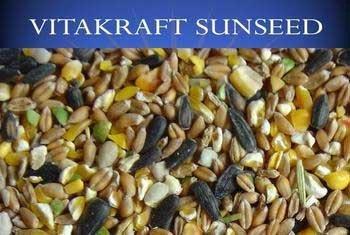 Sun Seed Company Bss60273 Wild Bird Economy Mix Food, 20-Pound