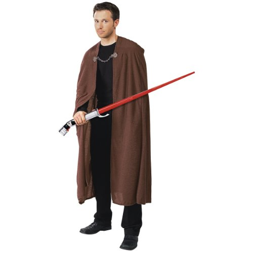Deluxe Count Dooku Robe Costume - Standard - Chest Size 40-44
