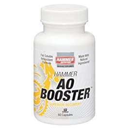 Hammer Nutrition Anti Oxidant Booster - 60 Capsule Bottle - AOB