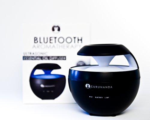 GuruNanda-Ultrasonic-Aromatherapy-Essential-Oil-Zen-Design-Diffuser-with-Built-in-Bluetooth-Speaker