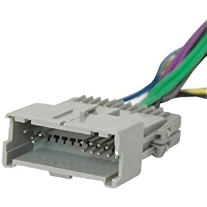 Remote Starter Installation Cost >> Amazon.com: SCOSCHE Automotive Wire Harness - 2004-Up Select GM 11 Bit Harness (24-pin Connector ...