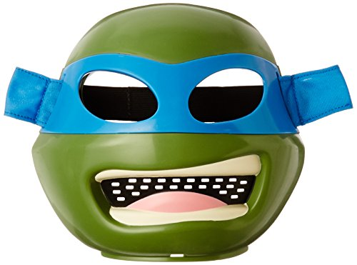 Teenage Mutant Ninja Turtles Leonardo Merged Bandana Deluxe Mask Action Figure - 1