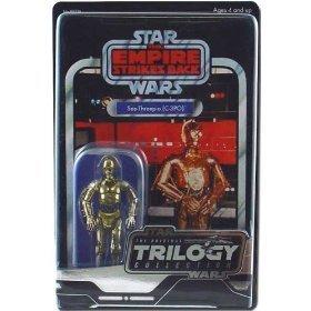 Buy Low Price Hasbro The Empire Strikes Back Original Trilogy C-3PO Figure (B00021Z1M4)