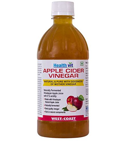 The Grocery Sale!! Upto 51% Off On Grocery By Amazon | Healthvit Apple Cider Vinegar - 500 ml @ Rs.219