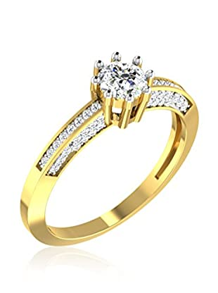 Friendly Diamonds Anillo FDR1404Y (Oro Amarillo)