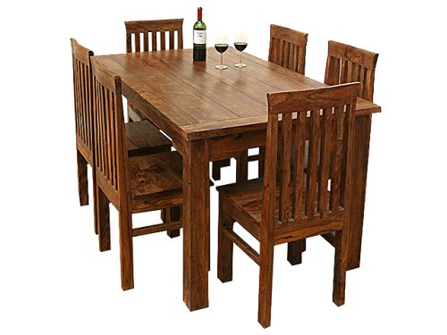 Mission kitchen table mission oak dining table kitchen table with 4 by oakparkantiques i m - Mission style dining room furniture ...