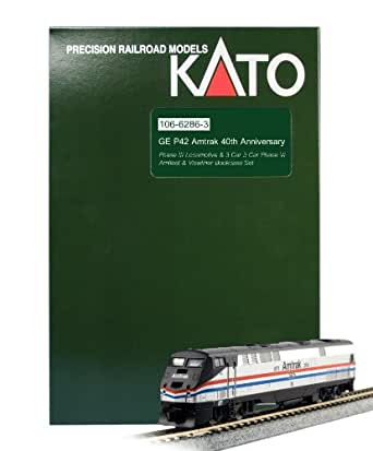 Kato USA Model Train Products P42 40th