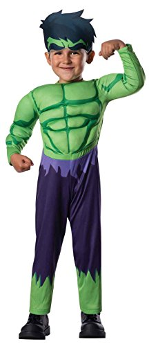 Super Hero Costumes Toddlers