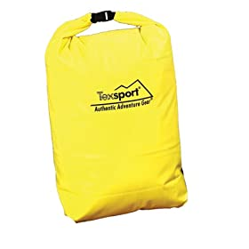 "Texsport Yellow 30"" x 22"" Float Bag"