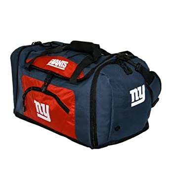 Concept One New York Giants Roadblock 20 Duffel by Concept 1