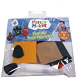 Mister Maker Vegetable Finger Puppets Kit