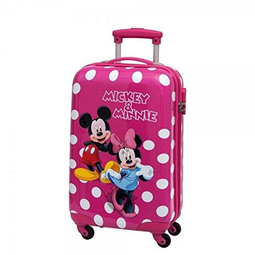 Koffer Kinder Rosa Disney