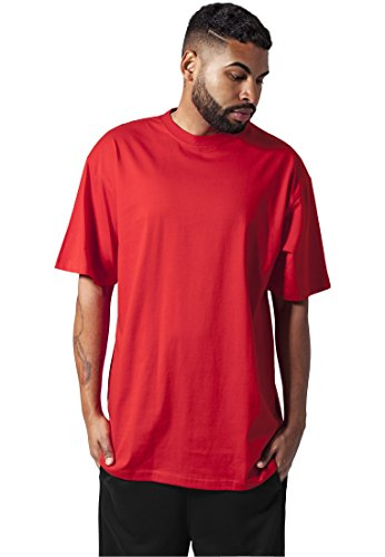 Tall Tee red M