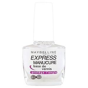 Gemey-Maybelline - Express Manucure  - Vernis à ongles soins  - Base de Vernis