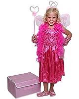 Girls Princess Dressup Accessory Trunk