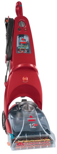 Bissell ProHeat 2X CleanShot Upright Deep Cleaner, Red Berends, 9500