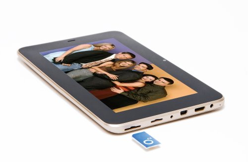 8GB Cambridge Sciences StarPAD 7 + 3G: Android Tablet PC, Dual Camera, Built-in 3G, 8GB Storage, 1GB RAM, 7