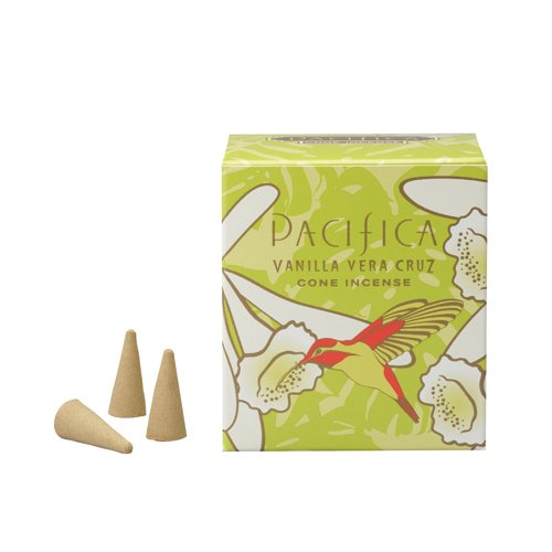 Pacifica Incense - Vanilla Vera Cruz - 16pc