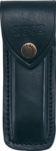 Buck 110 Belt Sheath. Black