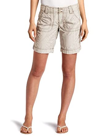 Aventura Women's Delaney Short, Latte, 2