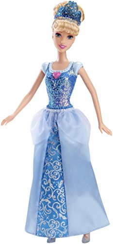 Disney Sparkle Princess Cinderella Doll