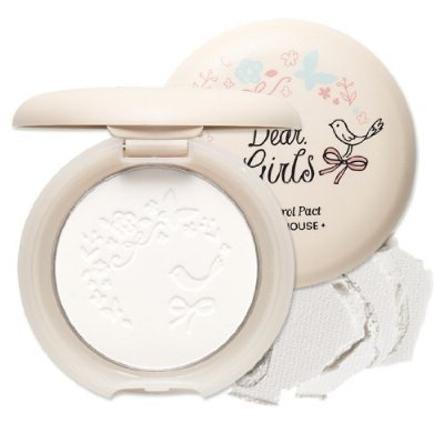 Etude House Dear Girls Oil Control Pact 10g (Etude House Powder compare prices)