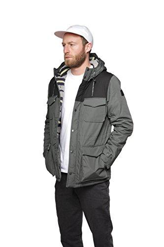 element-giacca-hemlock-stone-grey-grigio-nero-m