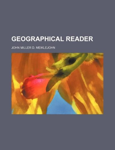 Geographical reader