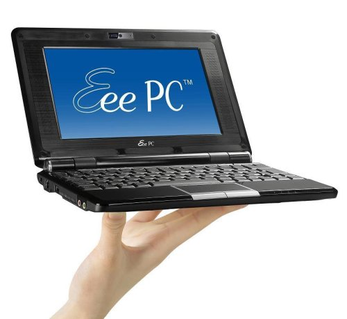 ASUS Eee PC 904HD 8.9-Inch Laptop (Intel Mobile Processor, 1 GB RAM, 80 GB Hard Drive, XP Home) Galaxy Black
