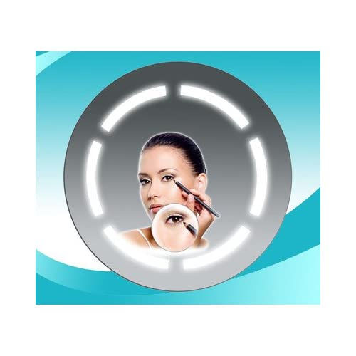 Steam Spa MIR06 Fog Free Bathroom Steam Spa Round Mirror discount price 2015