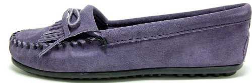 Image of MINNETONKA 404T MOCCASIN PURPLE (B004I9SWIQ)