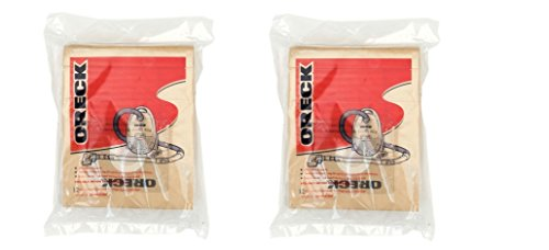 Find Cheap Oreck Quest Replacement HYPO Bags (2 Packs Of 12 = Total of 24 Bags)