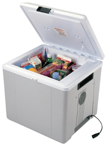Koolatron P27 Grey Voyager Cooler (Koolatron Car Cooler compare prices)